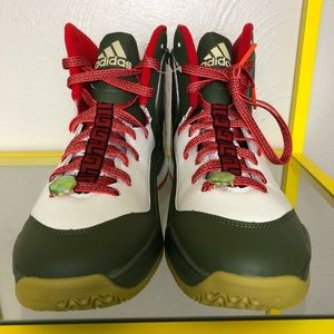 best service a348c 58db1 adidas Shoes - Adidas D Rose 5 Boost CNY Shoes Mens 10.5 NEW
